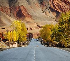 Сталин атындагы Батыш Памир жолу