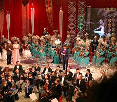 Премьер-министр Маданият-тарых-тил телеканалын ачты