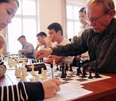 Шахмат боюнча Бишкек шаардык мелдеши