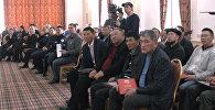 В Бишкеке наградили егерей — борцов с браконьерами