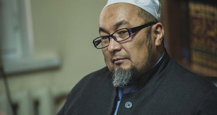 Экс-муфтий Кыргызстана Чубак ажы Жалилов