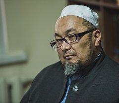 Экс-муфтий Кыргызстана Чубак ажы Жалилов. Архивное фото