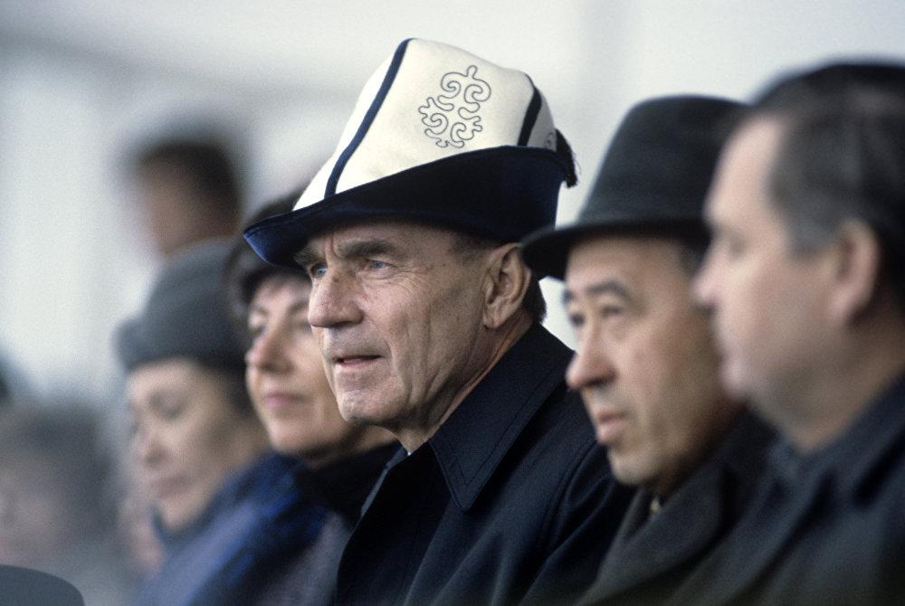 Визит Мауно Койвисто в СССР
