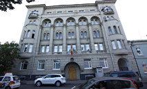 Здание посольства Кыргызстана в Москве. Архивное фото