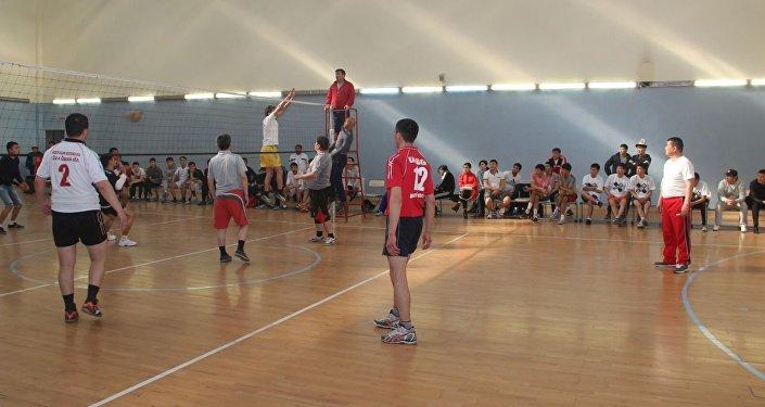 В турнире кроме команды мэра приняли участие 8 команд