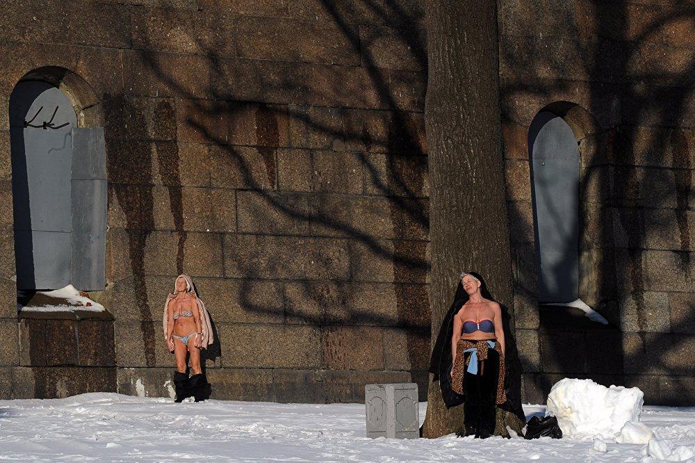Повседневная жизнь в Санкт-Петербурге