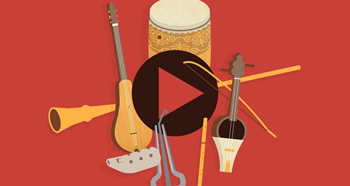 Кыргызские национальные музыкальные инструменты