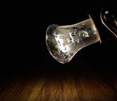 Лампы накаливания. Архивное фото
