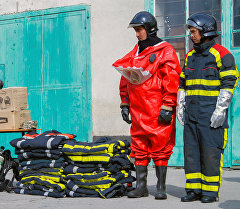 Гумпомощь из Нидерландов противопожарной службе МЧС