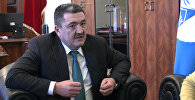 LIVE: первое интервью мэра Бишкека Албека Ибраимова