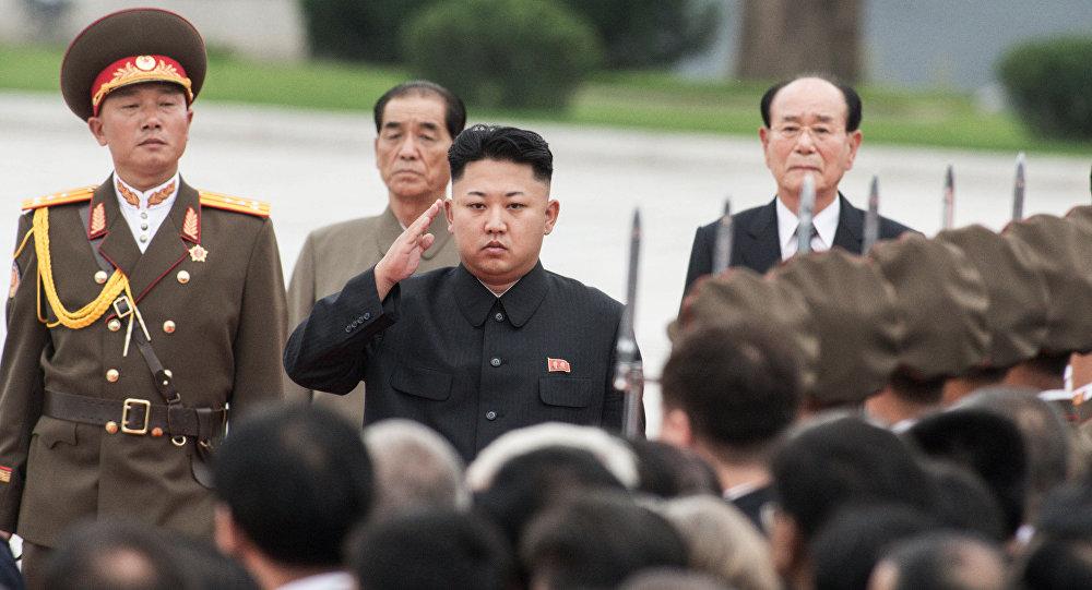 Ким Чен Ын. Архив