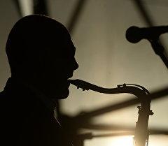 Джаз концерт. Архивное фото
