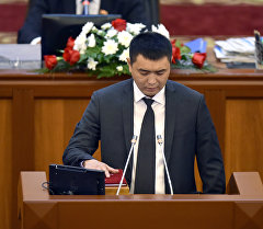 Депутат Нургазы Нишанов. Архив
