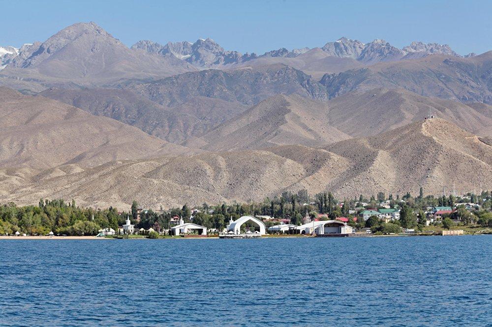 Озера на территории Кыргызской Республики