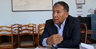 Өкмөт өкүлү: Өзбекстан тарапты чек ара маселесин тынчтык жолу менен че
