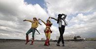 Баттл-танец — Майкл Джексон VS Кара жорго