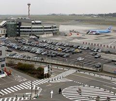 Брюсселдеги Завентем аэропорту. Архив