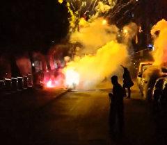 Нооруз майрамына тыюу салынгандыктан Стамбулда полиция менен демонстранттар кагышты