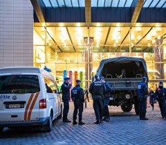 Брюссель полициясы. Архив