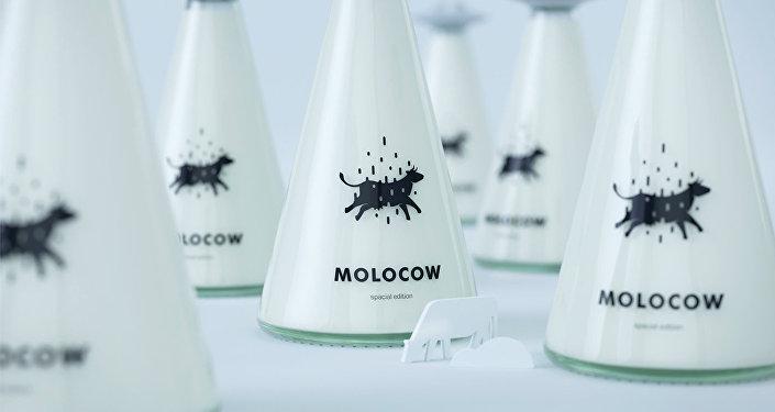 Концепт упаковки Molocow был разработан кыргызстанцами в начале прошлого года.