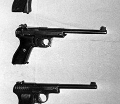 Пистолет системы Марголина. Архивное фото