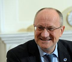 Визит главы регионального центра ООН по превентивной дипломатии для Центральной Азии Петко Драганова в КР