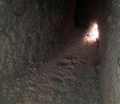 Кадамжай районундагы Кыргыз-Кыштак айылына чейинки жер алдынан өткөн туннел.
