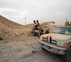 Сирия армиясы. Архив