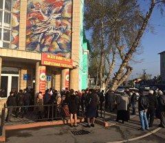 Ход выборов в местные кенеши в Кыргызстане