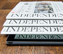 Закрытие Британской газеты Independent
