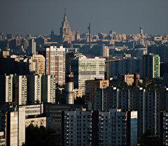 Москва шаары. Архивдик сүрөт