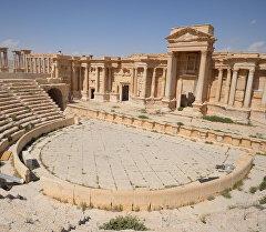 Пальмира. Архив