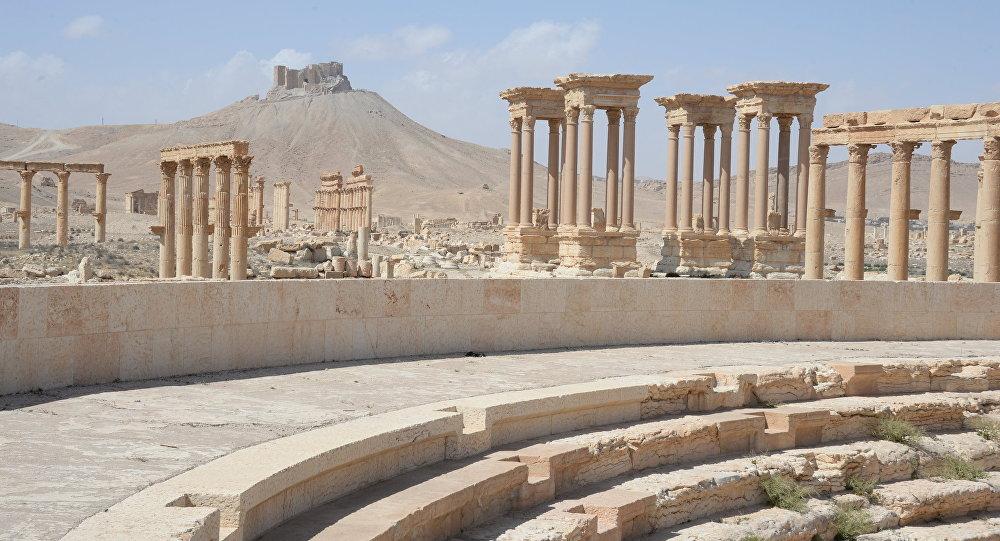 Русских археологов эвакуировали изПальмиры