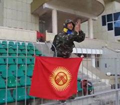 Алга, Кыргызстан! — Душанбеде күйөрман КР командасын сүрөөгө даярданып жатат