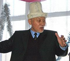Кыргызалтын ишканасынын мурунку жетекчиси Дастан Сарыгулов. Архив
