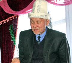 Общественный деятель экс-госсекретарь КР Дастан Сарыгулов