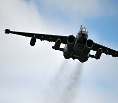 Су-25 аскердик учагы Приморьеде кулады