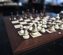 Шахмат тактасы. Архив