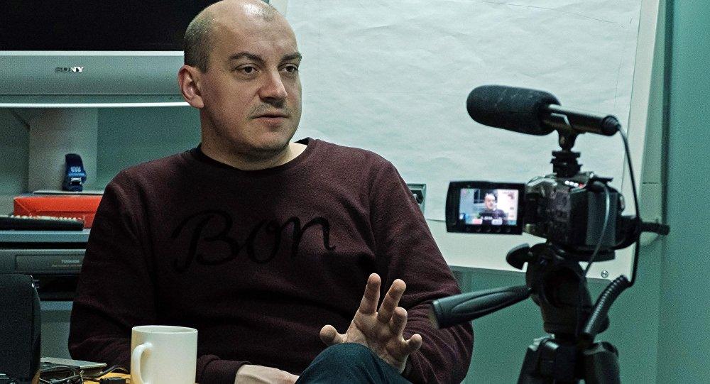 Интервью с режиссер-хореографом Сергеем Землянским