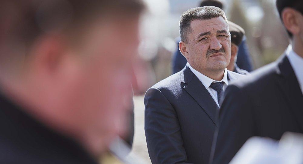 Мэр Бишкека Албек Ибраимов