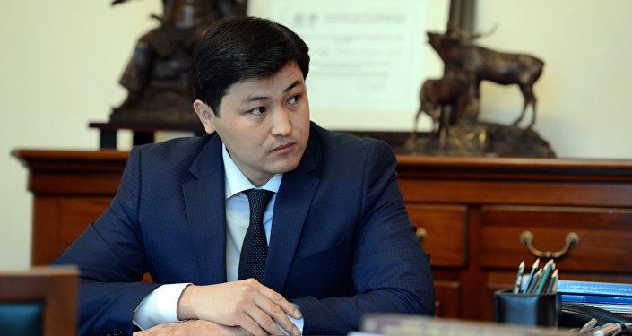 Председатель Счетной палаты Улукбек Марипов