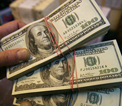 Доллар акчалары. Архив