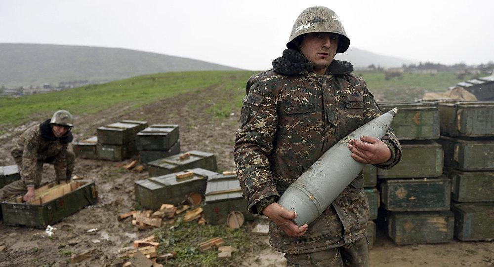 Встолице Азербайджана пригрозили ударами поСтепанакерту