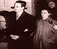 За что казнили в США супругов Этель и Юлиуса Розенберг. Кадры из архива