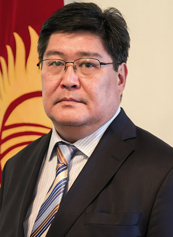 Первый вице-мэр Бишкека Замирбек Малабеков. Архивное фото