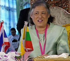 Таиланддын канбийкеси Маха Чакри Сириндхорн. Архив