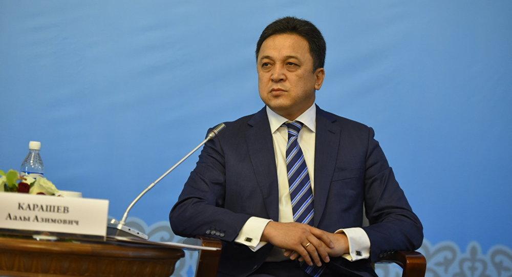 Экс-вице-премьер Карашев стал новым депутатомЖК отсоциал-демократов