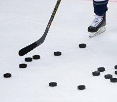 Хоккей оюнчусу. Архив