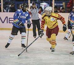 Кыргызстандын хоккей боюнча курама командасы. Архив