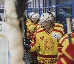 Кыргыз хоккей курамасы. Архив